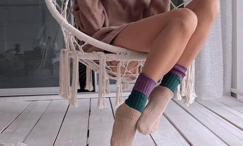 6 ζευγάρια κάλτσες ιδανικές για όλο τον χειμώνα