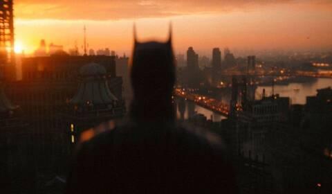 The Batman: Όταν κοιτάς από ψηλά μοιάζει η Gotham ζωγραφιά