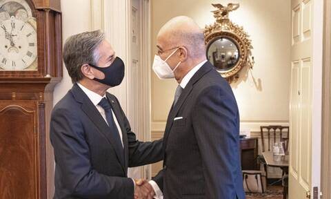 Дендиас и Блинкен договорились развивать оборонное сотрудничество