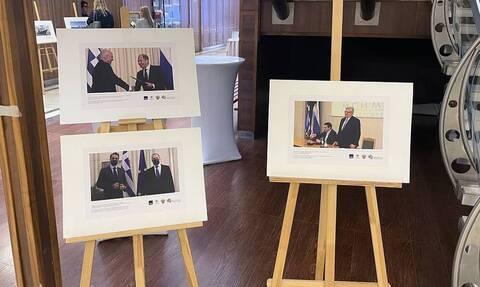 В МГИМО открылась фотовыставка ТАСС, посвященная сотрудничеству России и Греции