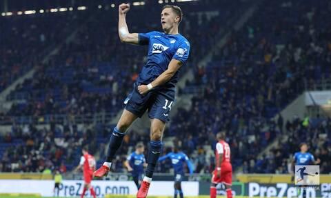 Η Χόφενχαϊμ «πάτησε» την Κολωνία - Tα γκολ σε Premier League, Serie A, Bundesliga, Laliga