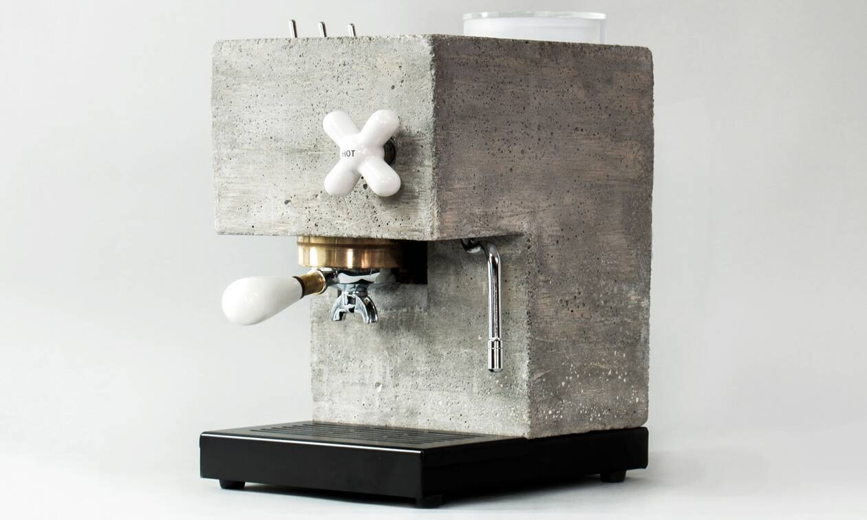 Με αυτή την καφετιέρα δεν θα παραγγείλεις ποτέ ξανά καφέ απ' έξω