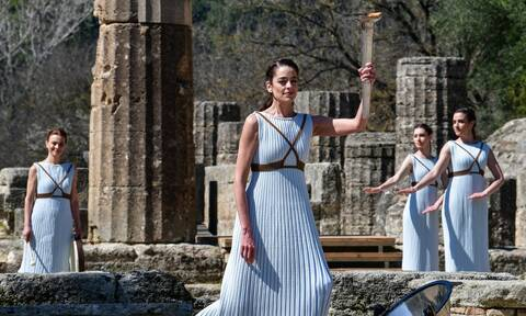 H καρδιά του Ολυμπισμού χτυπά στην Ελλάδα