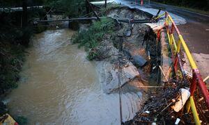 Κακοκαιρία «Μπάλλος»: Οι περιοχές που «βούλιαξαν» από τη βροχή - Μεγάλα προβλήματα σε όλη τη χώρα