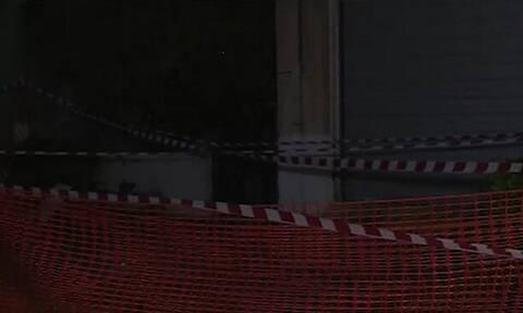 Κακοκαιρία «Μπάλλος»: Μετά το Χαλάνδρι κατέρρευσε μπαλκόνι και στη Μεταμόρφωση
