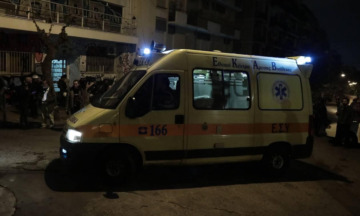 Τραγωδία στη Θέρμη Θεσσαλονίκης: Νεκρός άνδρας που παρασύρθηκε από διερχόμενο όχημα