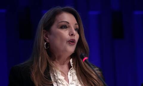 Άντζελα Γκερέκου: Οργισμένο ξέσπασμα για τις φήμες που την ήθελαν σε σχέση