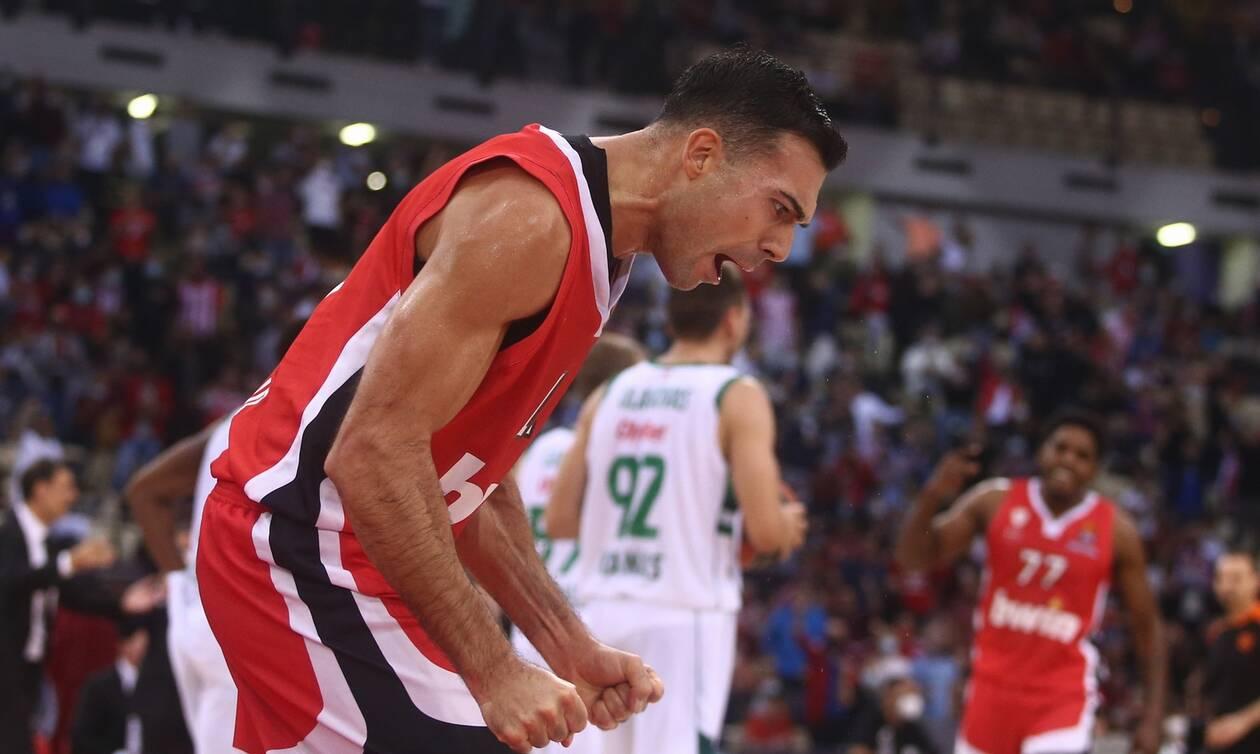 Ολυμπιακός - Ζαλγκίρις 83-68: Πρώτα «τρόμαξε», μετά έκανε... περίπατο (video+photos)