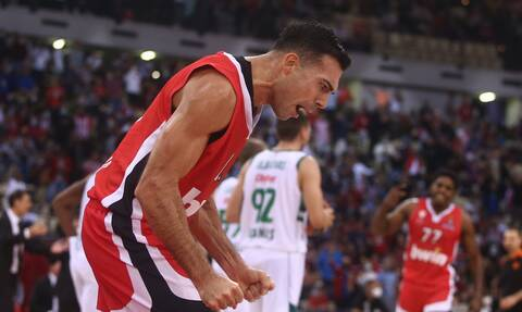 Ολυμπιακός – Ζαλγκίρις 83-68: Πρώτα «τρόμαξε», μετά έκανε... περίπατο (video+photos)