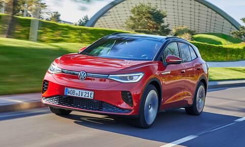 Πόσο πωλείται το σπορ ηλεκτρικό VW ID.4 GTX στη χώρα μας;
