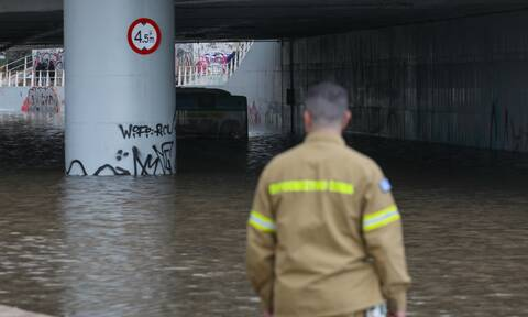 Λέκκας για κακοκαιρία «Μπάλλος»: Έπεσαν πάνω από 75.000.000 τόνοι νερού σε Αττική, Εύβοια, Ηλεία