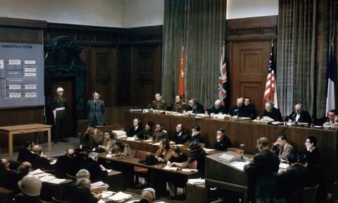 Σαν σήμερα: Η Δίκη της Νυρεμβέργης
