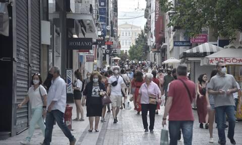 Κορονοϊός: Πτώση όλων των δεικτών καταγράφει ο ECDC για την πανδημία στην Ελλάδα