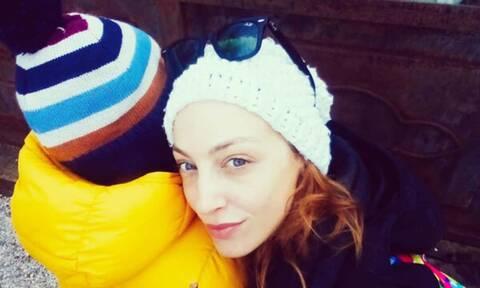 Βανέσσα Αδαμοπούλου: Ο γιος της μεγάλωσε και κάνει γυμναστική