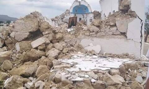 Σεισμός Κρήτη - Χουλιάρας: «Θετική εξέλιξη» o μετασεισμός των 4,1 Ρίχτερ στη Ζάκρο