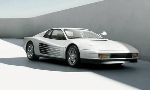 Ferrari Testarossa: Απλά καμία σχέση με τις υπόλοιπες