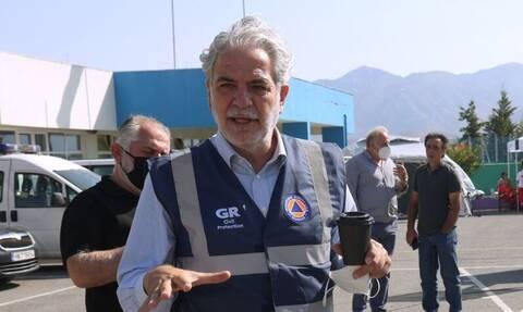 Στυλιανίδης από Ιθάκη: Θα δώσουμε λύσεις στα προβλήματα που έφερε η κακοκαιρία