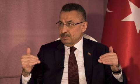 «Παραλήρημα» Οκτάι: Η Κύπρος είναι τουρκική από το 1571 – Δεν υποχωρούμε στα Βαρώσια