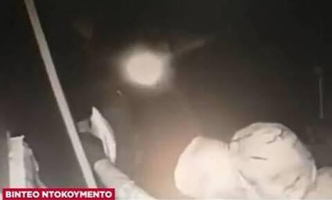 Δήλεσι: Ληστές Εισέβαλαν σε σπίτι ηλικιωμένου και τον χτύπησαν