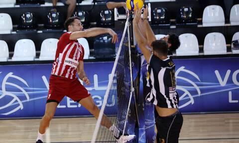 Volley League: Επίδειξη δύναμης έκαναν Ολυμπιακός και Μίλωνας - Αναλυτικά τα αποτελέσματα (vids)