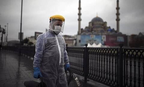 Κορονοϊός- Τουρκία: 212 θάνατοι και πάνω από 28.500 κρούσματα σε 24 ώρες