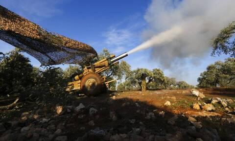 Συρία: 4 νεκροί σε βομβαρδισμό του συριακού στρατού στην Ιντλίμπ