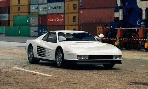 Αυτή η Ferrari Testarossa είναι καλύτερη και από την αυθεντική