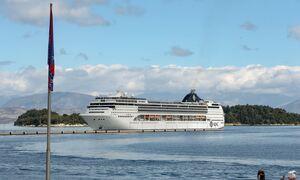 Κρήτη: Συναγερμός σε κρουαζιερόπλοιο - Επιβάτες αρρώστησαν και μεταφέρθηκαν στο ΠΑΓΝΗ
