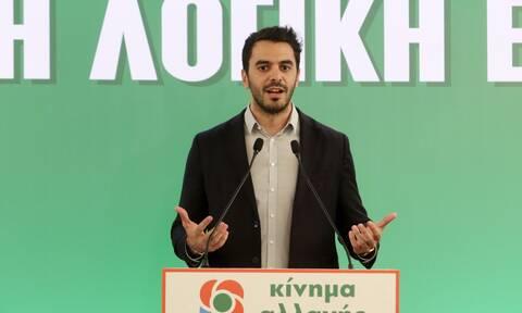 ΚΙΝΑΛ - Χριστοδουλάκης: Κανονικά οι εσωκομματικές εκλογές - Κομβικός ο ρόλος του Γ.Παπανδρέου