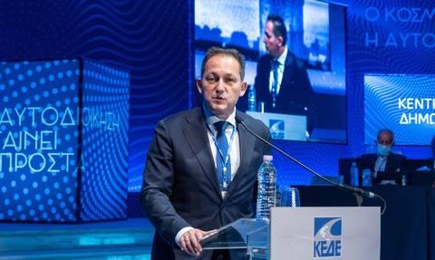 Πέτσας για εξεταστική επιτροπή: Ο ΣΥΡΙΖΑ κάνει κίνηση αντιπερισπασμού