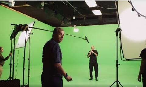 Επιστρέφουν οι «Πρωταγωνιστές» του Σταύρου Θεοδωράκη – Δείτε το τρέιλερ της πρώτης εκπομπής
