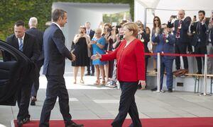 «Κλείδωσε» η επίσκεψη Μέρκελ στην Αθήνα - Πότε θα συναντηθεί με τον Μητσοτάκη