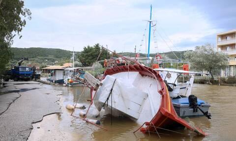 Κέρκυρα: Στο πλευρό των πληγέντων οι Ένοπλες Δυνάμεις – Διακλαδικό τμήμα «Δευκαλίωνα» στο νησί