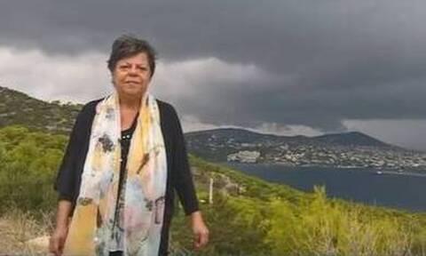 Πέθανε η δημοσιογράφος της ΕΡΤ Ελένη Αποστολοπούλου