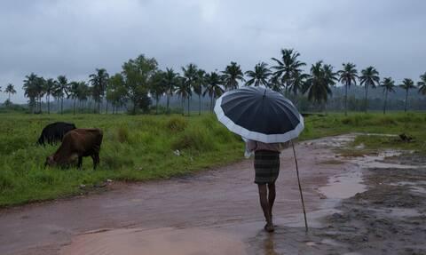 Ινδία: Τουλάχιστον 25 νεκροί και ανυπολόγιστες καταστροφές από τις καταρρακτώδεις βροχές στην Κεράλα