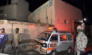 Πακιστάν: Άνδρας έκαψε ζωντανές τις κόρες του και τα εγγόνια του