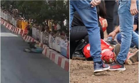 Ατύχημα σε αγώνες Motocross: Αναζητείται… υπευθυνότητα - Ξύπνησαν άσχημες μνήμες από την Πάτρα