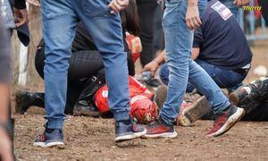 Ατύχημα σε αγώνα Motocross στα Γιαννιτσά: Διασωληνωμένοι οι τραυματίες, δυο συλλήψεις για το συμβάν