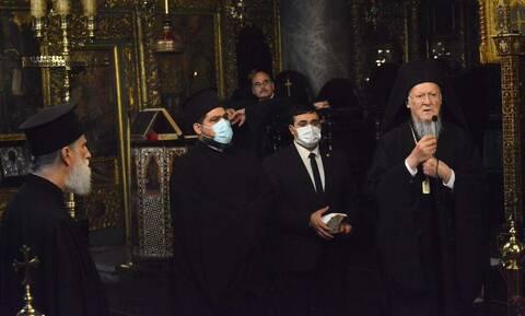 Πρώτος εορτασμός όλων των Αγίων Ιατρών στο Οικουμενικό Πατριαρχείο