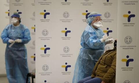 Κορονοϊός: Δωρεάν rapid test σήμερα Δευτέρα (18/10) σε 164 σημεία σε όλη τη χώρα