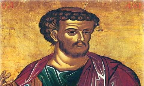 Εορτολόγιο 18 Οκτωβρίου: Σήμερα γιορτάζει ο Άγιος Λουκάς ο Ευαγγελιστής