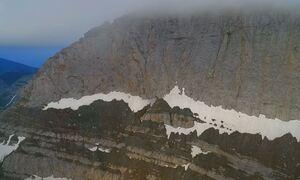Όλυμπος: Πανοραμικές λήψεις απ' το «Βουνό των 12 Θεών» (video)