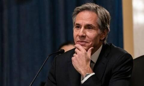 Блинкен: США приветствуют роль Греции как регионального лидера
