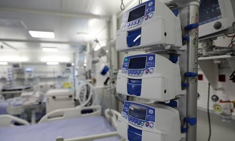 Ηράκλειο: Νεκρός από κορονοϊό ένας 49χρονος μη εμβολιασμένος