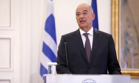 Δένδιας: Η τουρκική παραβατικότητα θα συζητηθεί στο Συμβούλιο Υπουργών Εξωτερικών της ΕΕ