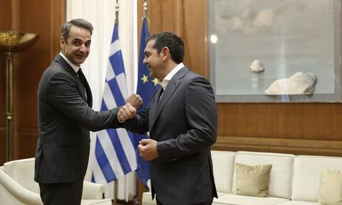 Δημοσκόπηση Prorata: Στο 8% η διαφορά της ΝΔ από τον ΣΥΡΙΖΑ