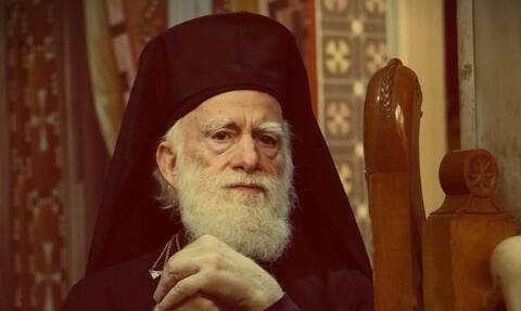 Ραγδαίες εξελίξεις: Αντικαθίστανται ο Αρχιεπίσκοπος Κρήτης λόγω υγείας