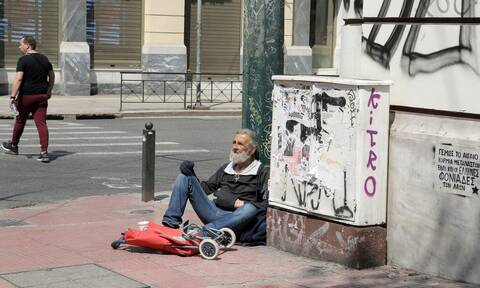 «Μαύροι» οι δείκτες της Eurostat για Ελλάδα - Αντιμέτωπο με κίνδυνο φτώχειας το 27,5% των Ελλήνων
