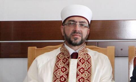 Προκαλεί ο ψευδομουφτής Ξάνθης: Η κυβέρνηση καταπατά δικαιώματα της «τουρκικής μειονότητας»