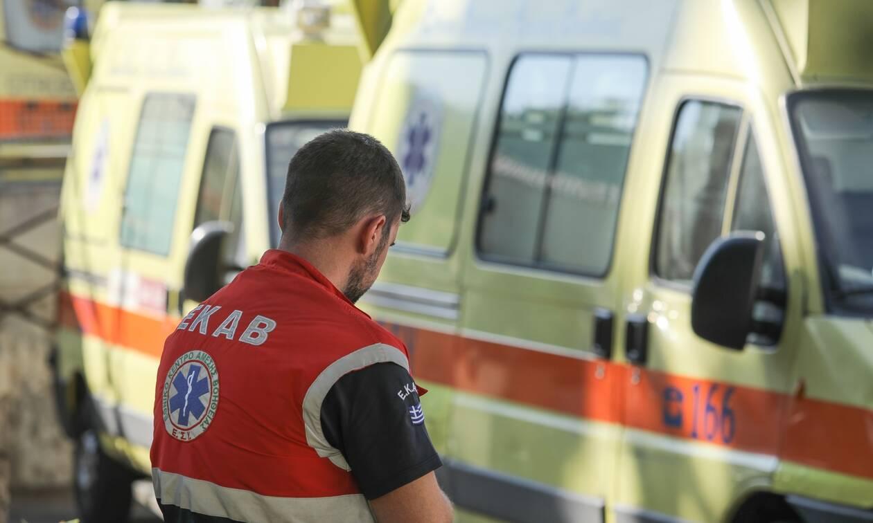 Ηράκλειο: Σοκαριστικό ατύχημα για 20χρονο - Έπεσε σε φρεάτιο